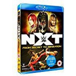WWE: NXT - From Secret to Sensation [DVD] [Blu-ray]